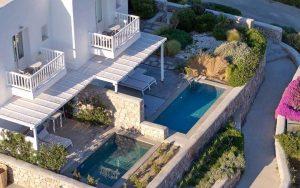 breeze boutique hotel a pollonia, uno dei migliori hotel dove dormire a milos