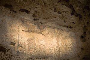 affresco della cripta del peccato originale di matera. Pietro & Silvia, CC BY 2.0 , via Wikimedia Commons