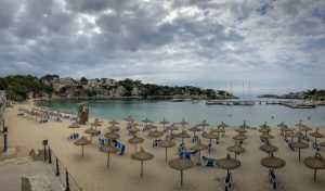 spiaggia di porto cristo, maiorca