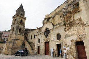 san pietro barisano, una delle chiese rupestri di matera da visitare