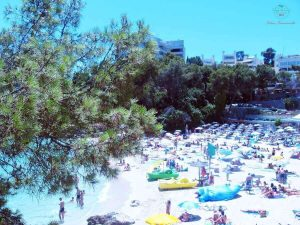 illetas beach maiorca