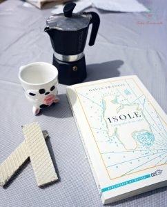 copertina del libro isole di gavin francis