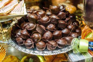 """cioccolatini """"preferiti"""", uno dei tipi di cioccolato di torino da assaggiare"""