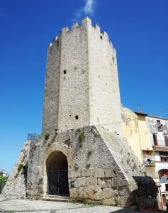 torre del castellone di formia