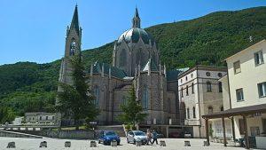 Basilica dell'addolorata. Asia, CC BY-SA 4.0 , via Wikimedia Commons