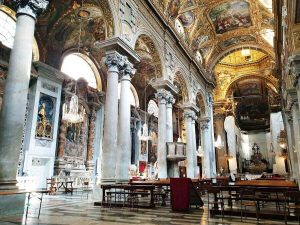 basilica delle vigne, uno dei consigli su cosa vedere a genova gratis
