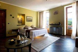 Casa Svizzera a Barolo, uno dei migliori hotel dove dormire nelle langhe. Foto da Booking.com.