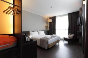 best western premier chc airport, un hotel vicino all'aeroporto di genova. Foto da Booking.com.