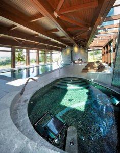 spa del boscareto resort, resort con spa nelle langhe. Foto da Booking.com.