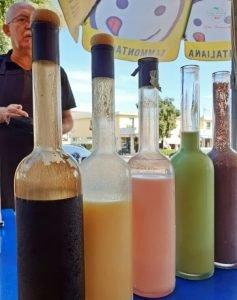 liquori de il nettare sardo, tra i prodotti artiginali sardi di olbia