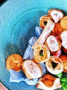 dolci tipici sardi della pasticceria loi di olbia