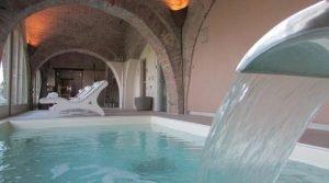 spa del villa fontana. Foto da Booking.com.