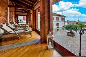 Relais Villa Prato, ottimo hotel con spa nelle langhe. Foto da Booking.com.