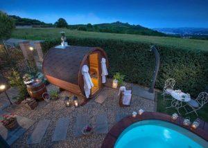 Roncaglia Suites, uno dei migliori hotel con spa nelle langhe. Foto da Booking.com.